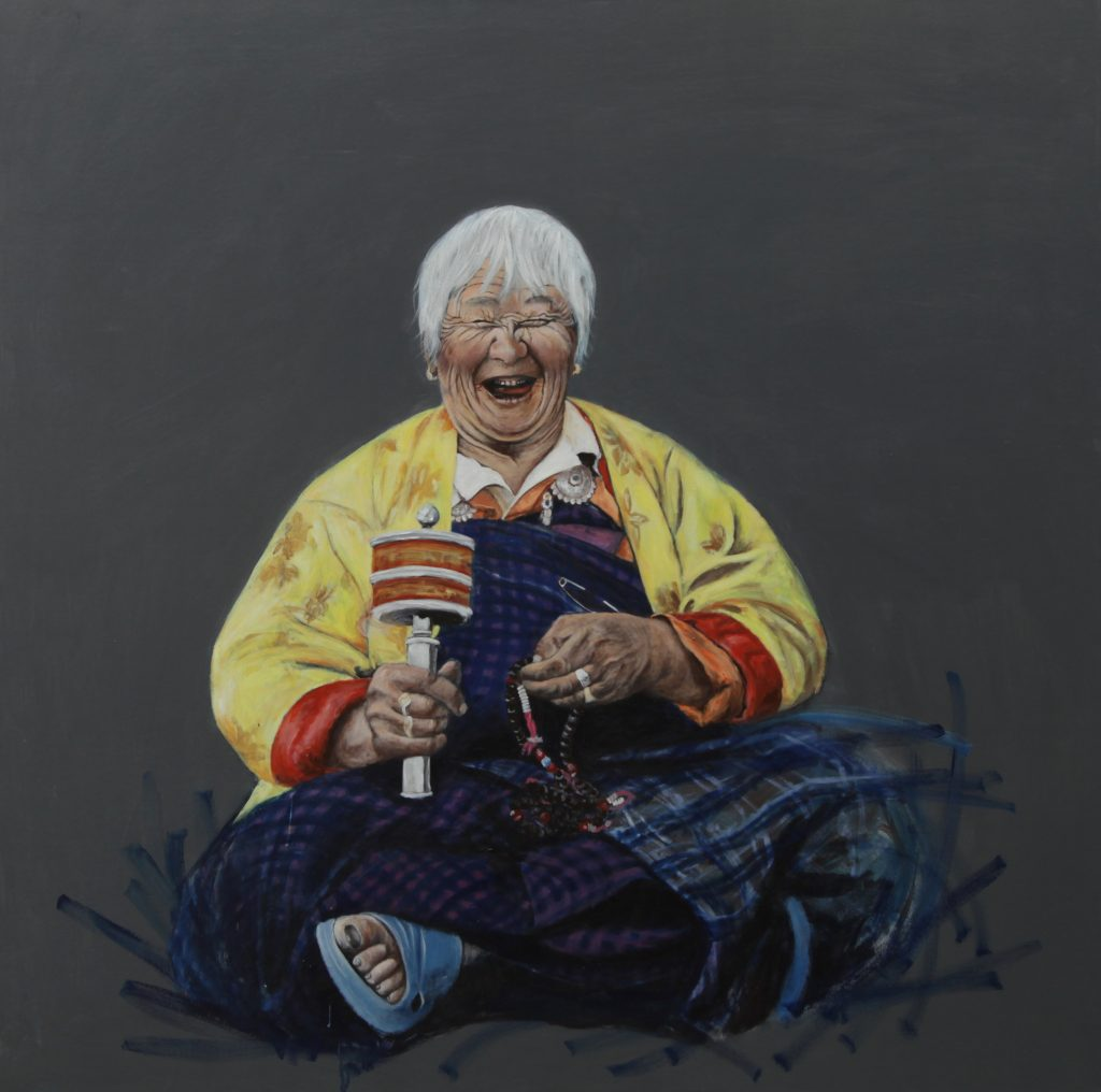 Old Age & Happiness